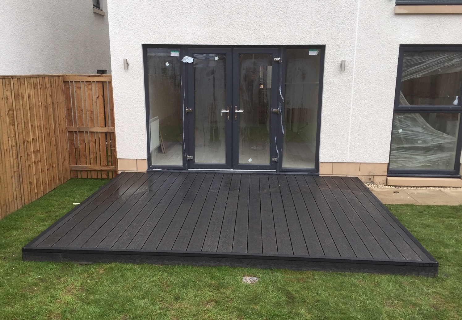 Forest Composite Decking
