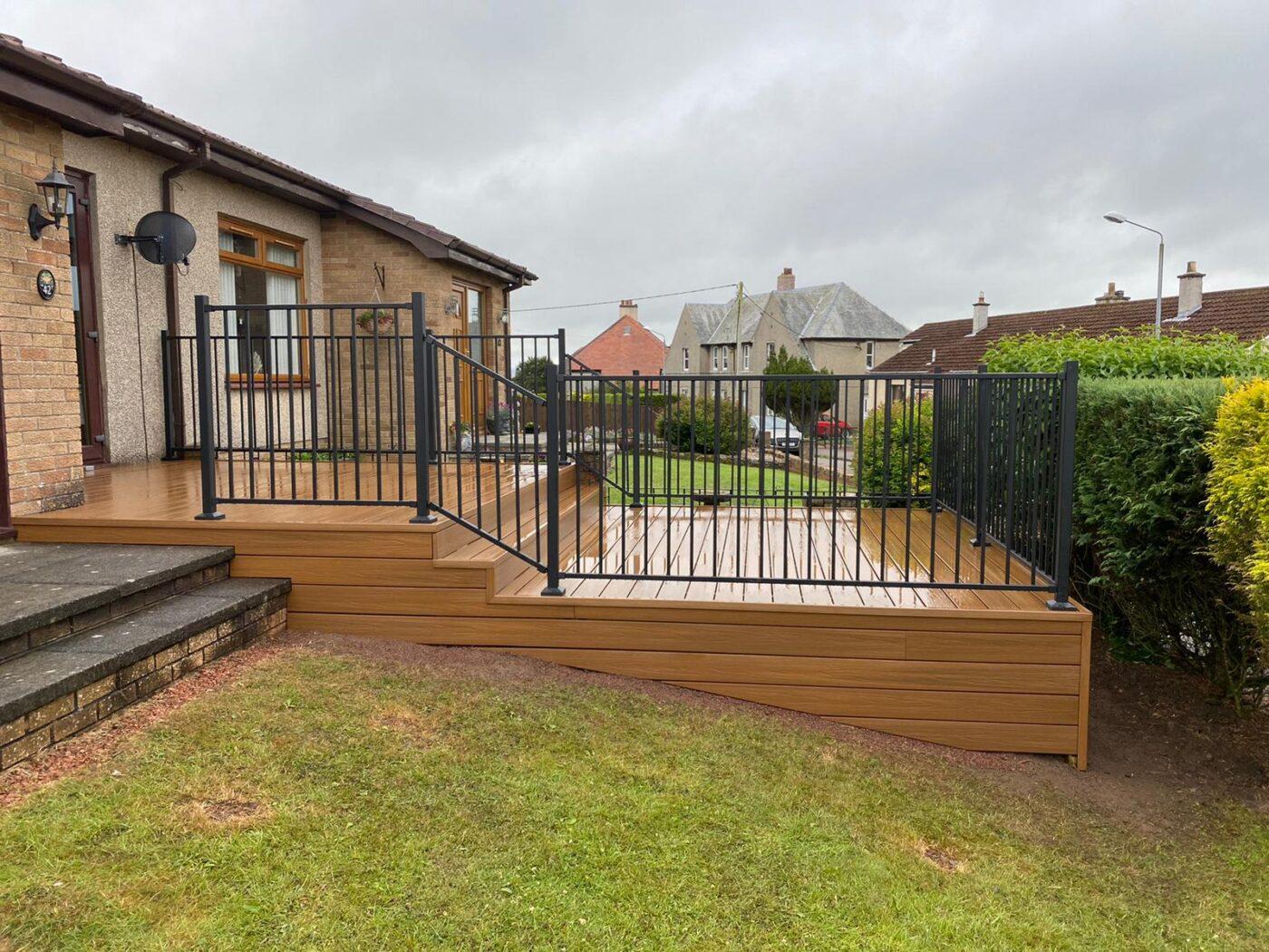 castlewood railing
